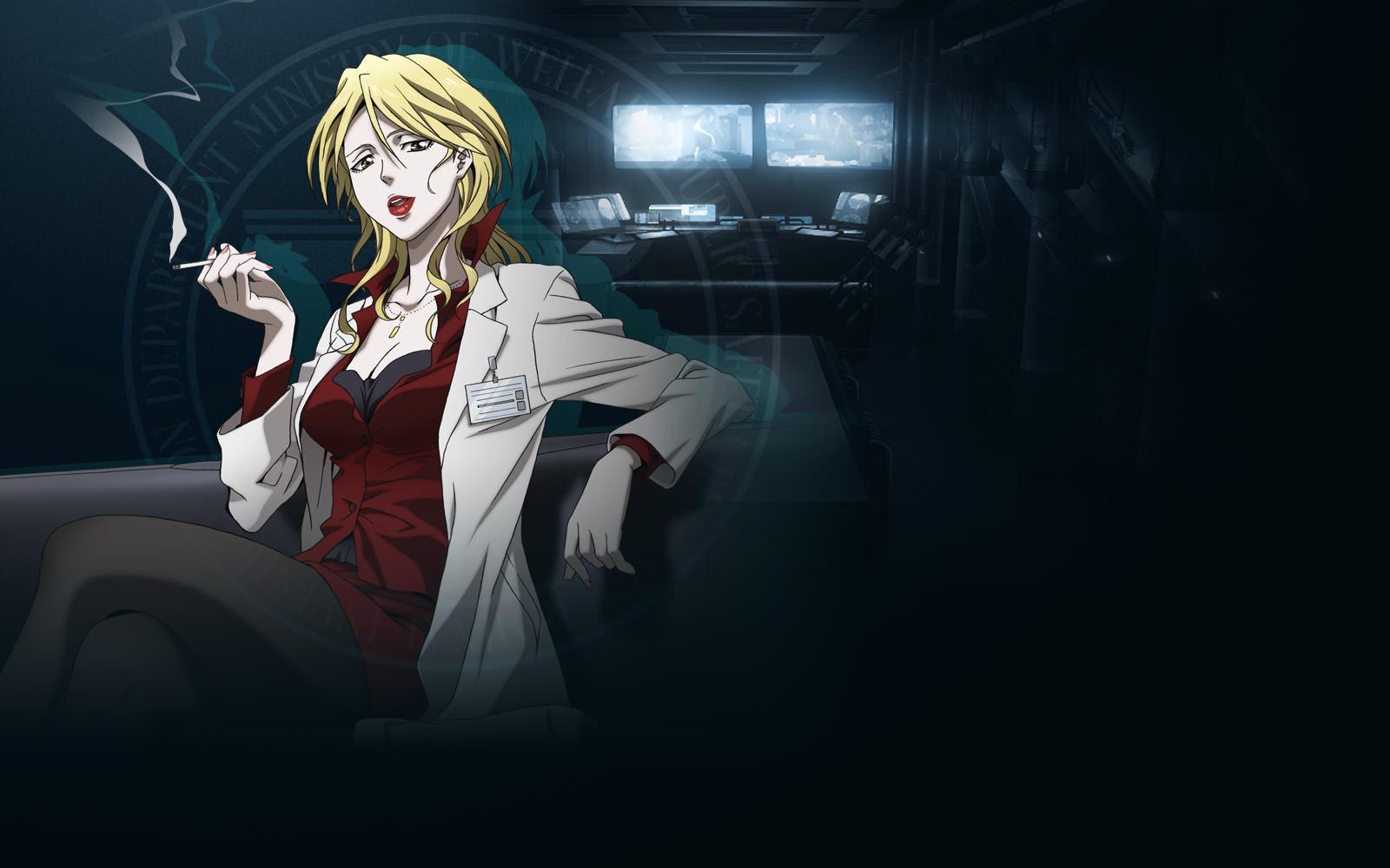 Psycho Pass Ep 2 Arwyns Yuri Blog